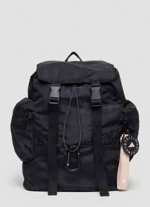 adidas by Stella McCartney Classic Backpack in Black