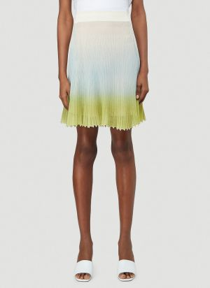 Jacquemus La Jupe Helado Skirt in Blue