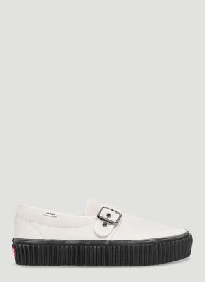 Vans Style 47 Creeper Sneakers in White
