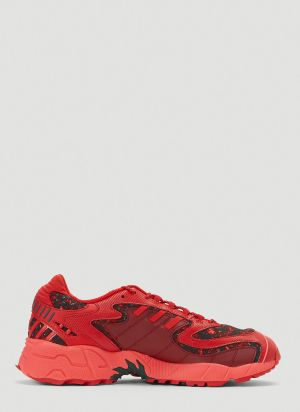 adidas Torsion TRDC Sneakers in Red