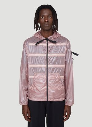 5 Moncler Craig Green Nylon Jacket in Pink