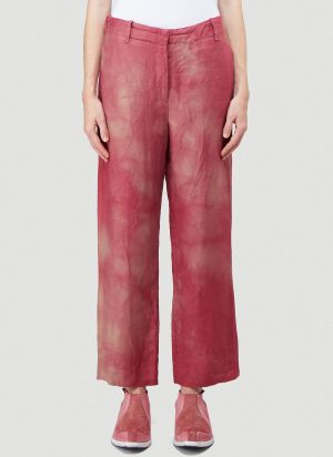OUR LEGACY WORK SHOP Service Pants in Pink