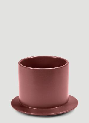 Valerie objects Dishes to Dishes Small Bowl in Red
