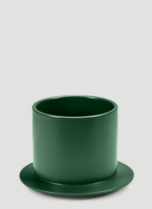 Valerie objects Dishes to Dishes Small Bowl in Green
