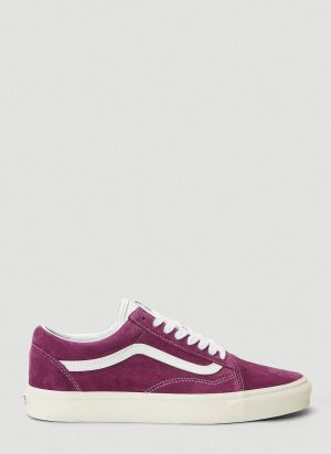 Vans UA Old Skool Sneakers in Purple