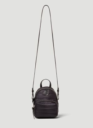 Moncler Small Kilia Backpack in Black