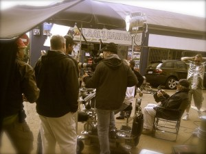 technical crew for film production