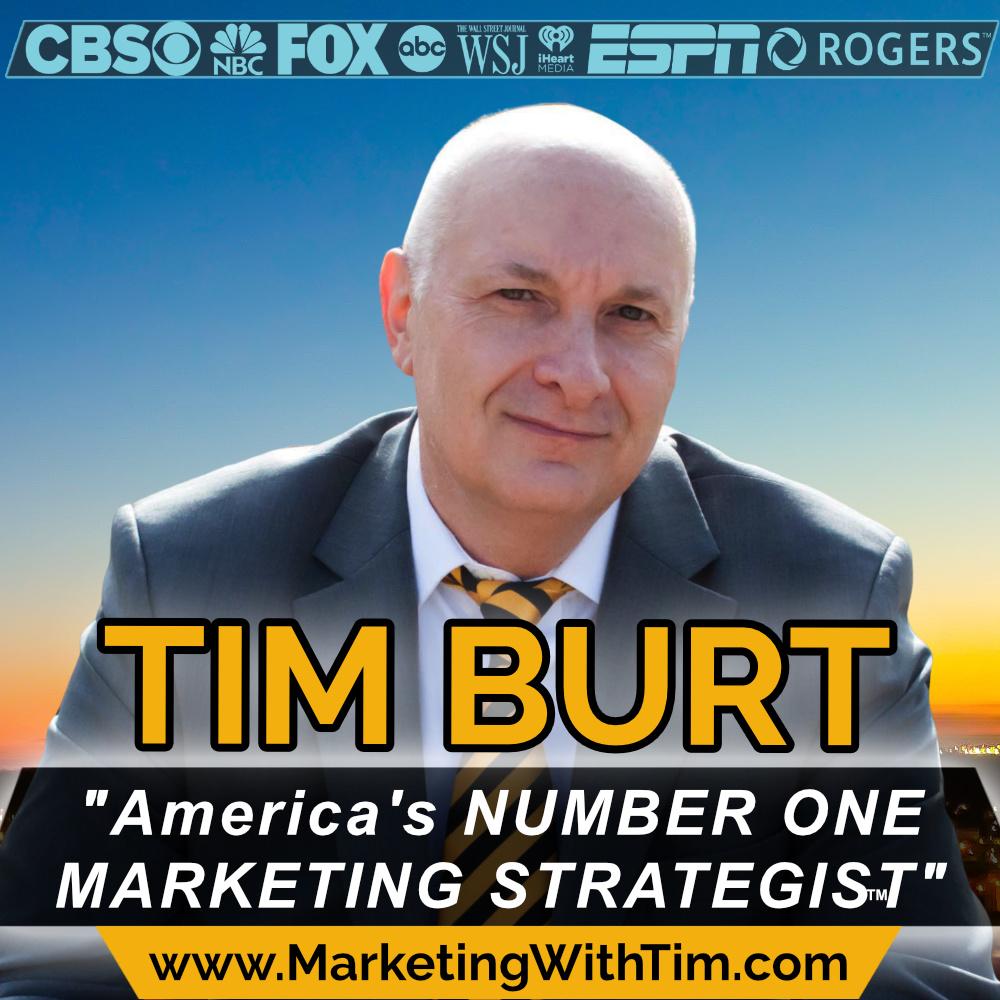 Tim Burt Marketing Advertising Radio Television Production Director Academy