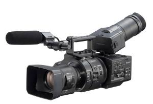 Sony NEXFS700R