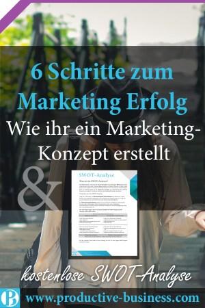 Marketing Konzept