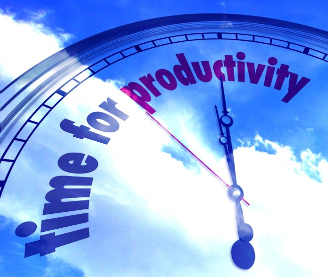 Time Productivity