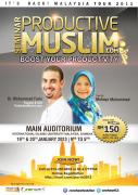 Productive Muslim is going to Malaysia!