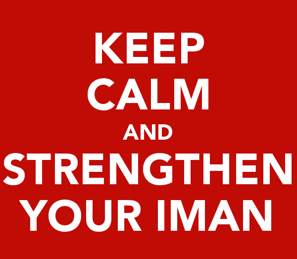 Six Super Tips to Recharge Your Iman - Productive Muslim