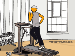 Take the Monotony Out of Your Treadmill Workout