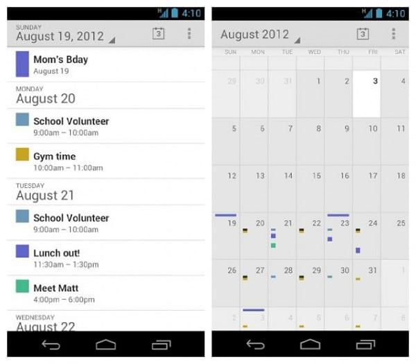 Google Calendar - 5 Ways to Ensure a Productive Family Trip | Productive Muslim