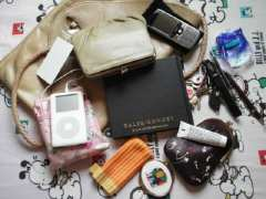 What's In A Productive Muslimah's Bag?