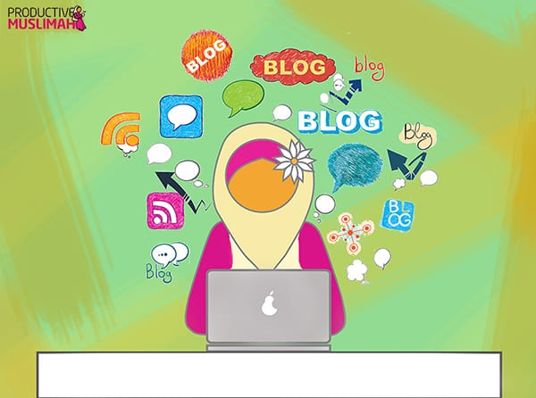 [The Productive Mommy Series] How to be a Mommy Blogger | ProductiveMuslim