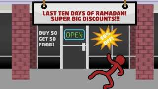 ProductiveRamadan Animation 13 – Worship NOT Shop in Last 10 Days!!