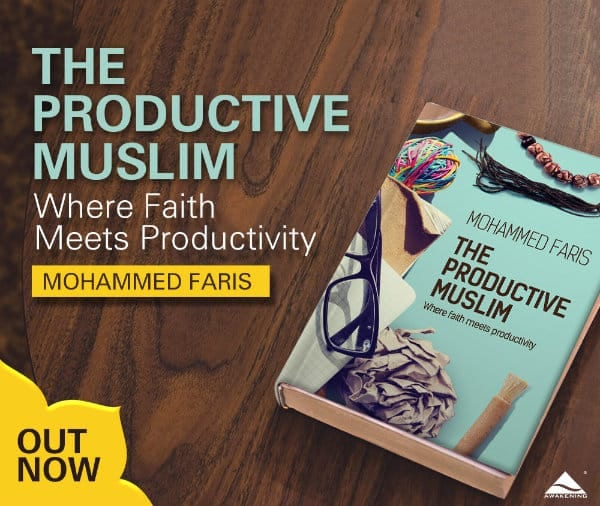 The ProductiveMuslim Book – Where Faith Meets Productivity
