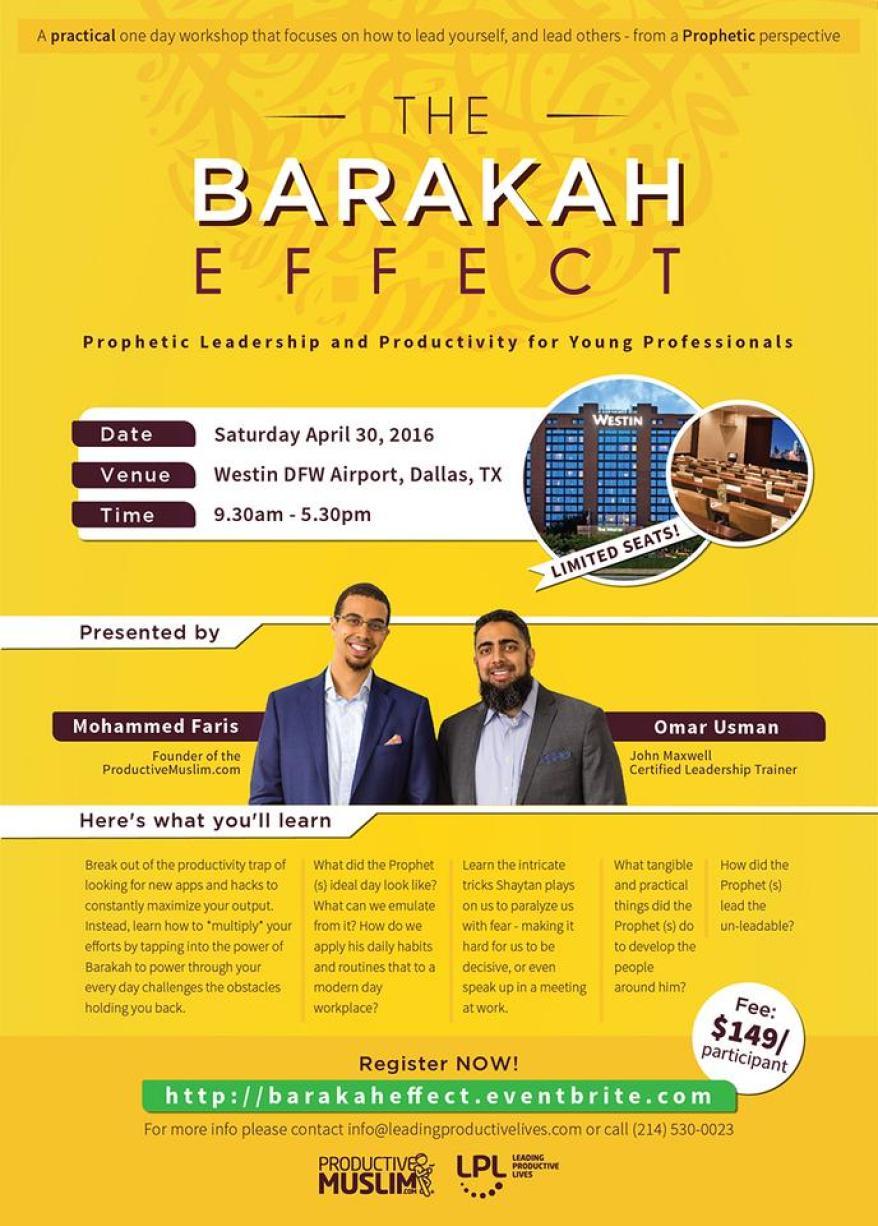 The Barakah Effect