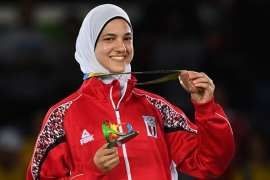 [​Interview] The Hijabi Kicking It At The Olympics
