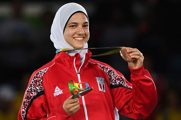 [Interview] The Hijabi Kicking It At The Olympics | ProductiveMuslim