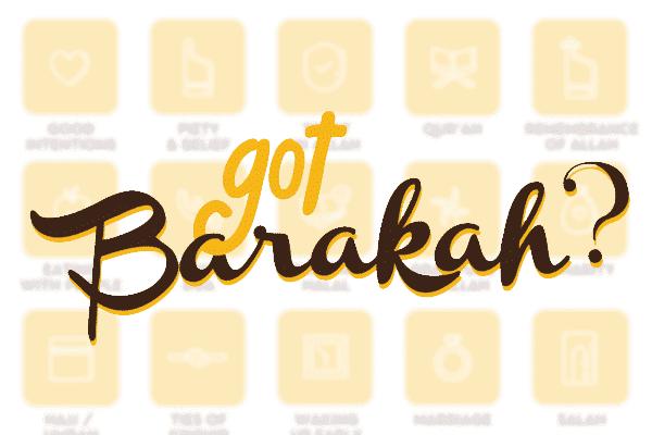 Your Ultimate Resource to Gain Barakah | ProductiveMuslim