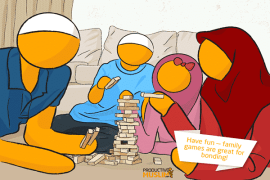 Five Basic Principles of Islamic Parenting