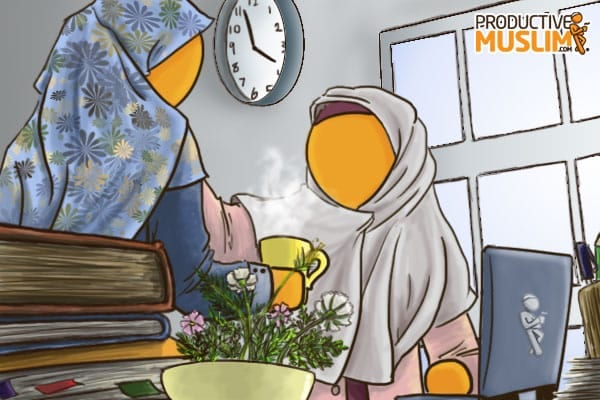 How to be a Productive Introvert Part 2 ¦ Productive Muslim
