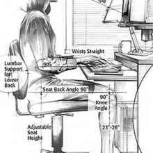 Writing Ergonomics: Top Tips for Proper Posture, Alignment, and Movement