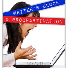 Beat Writer's Block and Procrastination With My Kindle Ebook