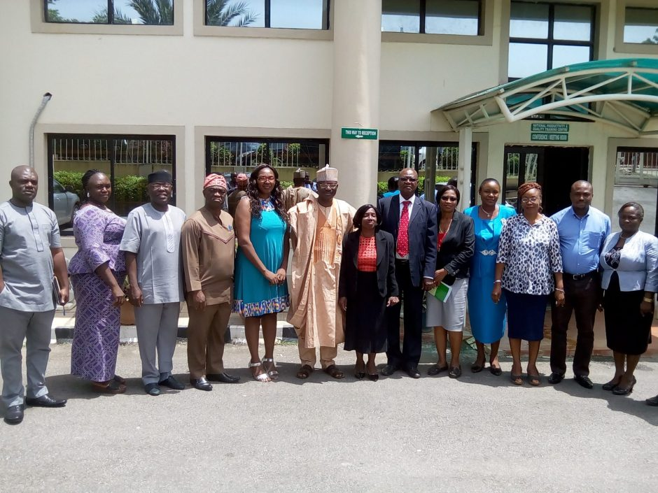 NATIONAL PRODUCTIVITY CENTRE – NIGERIA ENTREPRENEURS FORUM CO-OPERATION PROJECTS