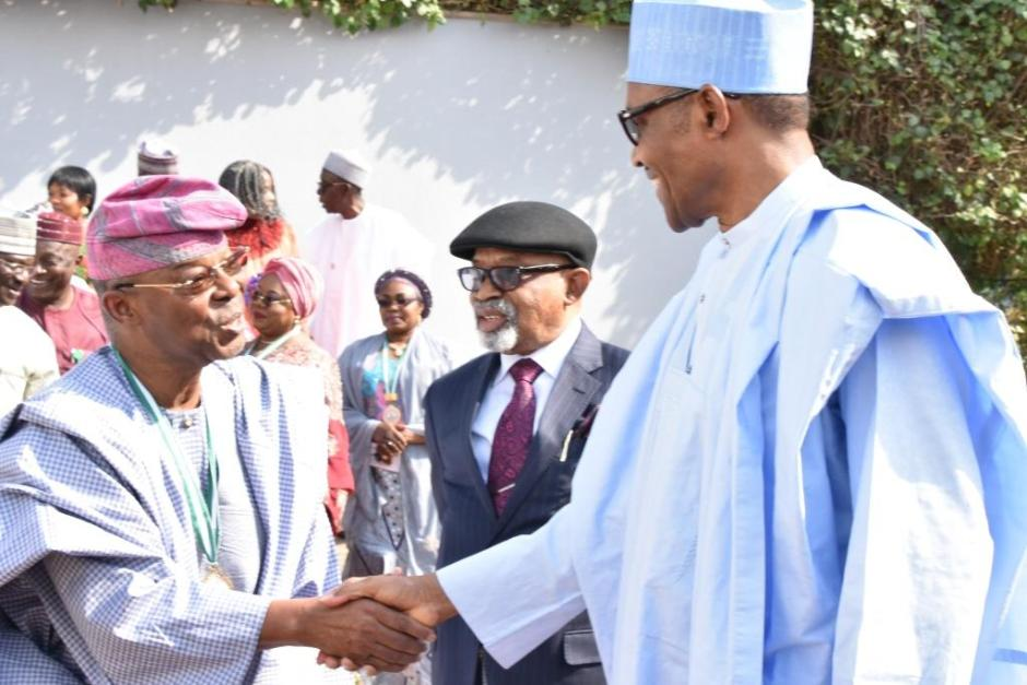 PRESIDENT MUHAMADU BUHARI CHARGED 2019 NATIONAL PRODUCTIVITY ORDER OF MERIT (NPOM) AWARDEES TO SERVE AS PRODUCTIVITY AMBASSADORS