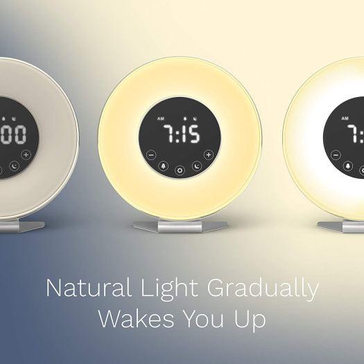 hOmeLabs Sunrise Alarm Clock