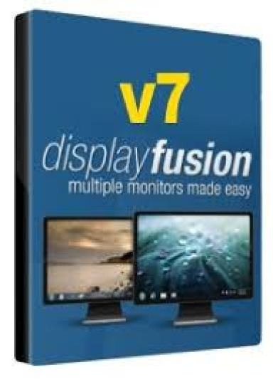DisplayFusion 9.5 Crack With Activation Code Free Download 2019