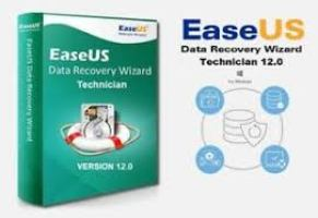 EASEUS Data Recovery Wizard 12.9.1 Crack + Keygen Free Download 2019