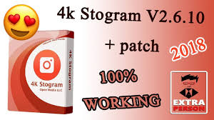 4K Stogram 2.7.3.1805 Crack With Activation Code Free Download 2109