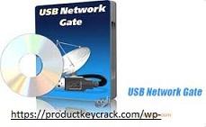 USB Network Gate 9.2.2372 Crack