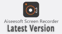 Aiseesoft Screen Recorder 2.2.52 Crack