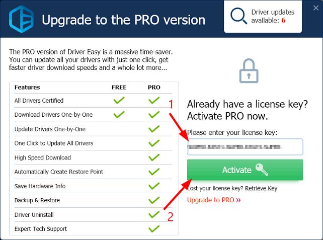 Driver Easy Pro 5.6.15 Crack + License Key Torrent 2021 {Latest}