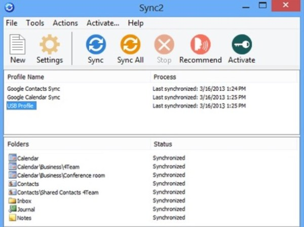 Sync2 Activation Code