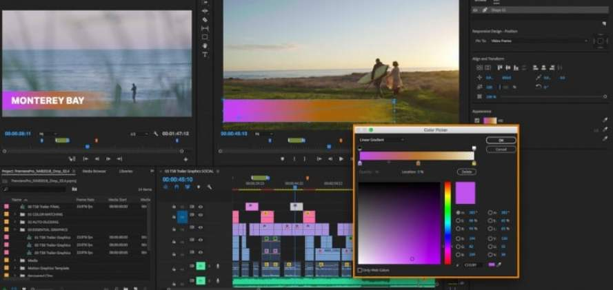 Adobe Premiere Pro 2020 Crack v14.1.0.106 Beta