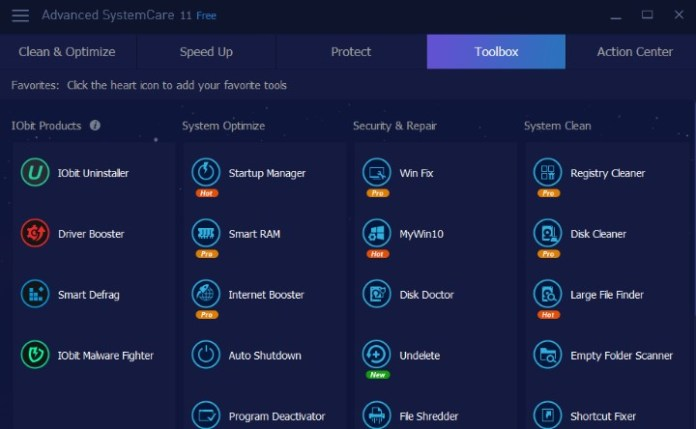 advanced systemcare 11.5 product key