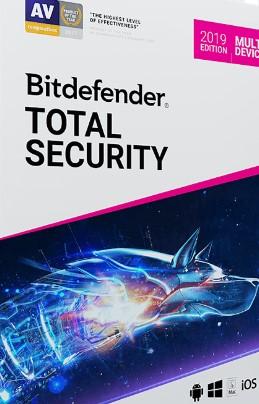 Bitdefender Total Security 2019 Crack Serial Keys Free