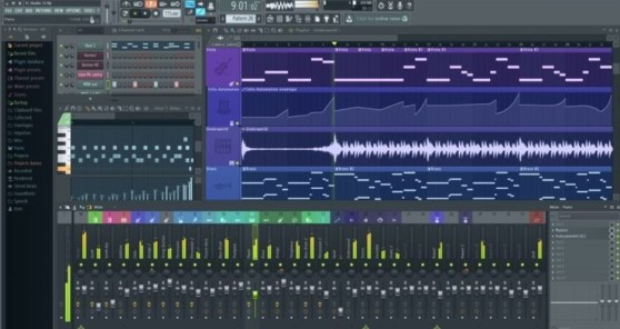 FL Studio 12 Crack RegKey Free Download 2018