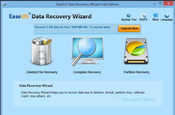 EASEUS Data Recovery Wizard 13 Crack + License Key 2019