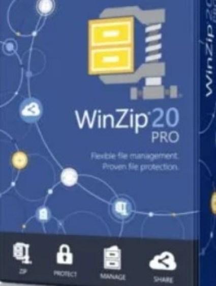 WinZip Pro 23 Crack [Activation Code] Windows 7/8/8.1/10