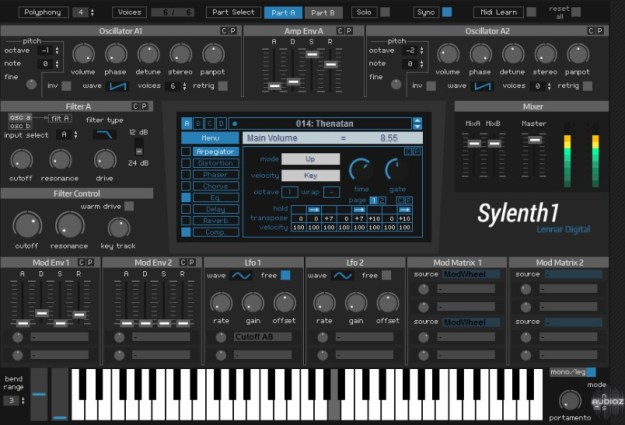 Sylenth1 3 050 Crack Keygen Free Download 2019 {Win + MAC}