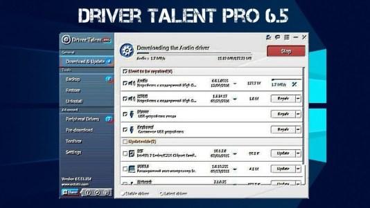 Driver Talent Pro 7.1.14.42 Crack Activation Key (Latest)