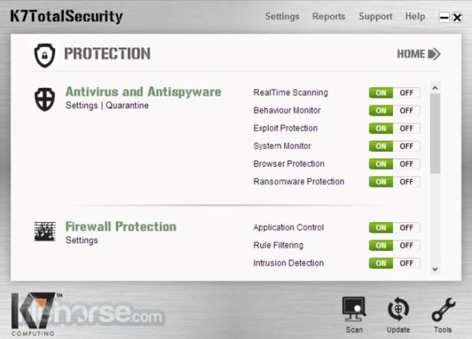 K7 Total Security 2021 Crack License Key Full Download